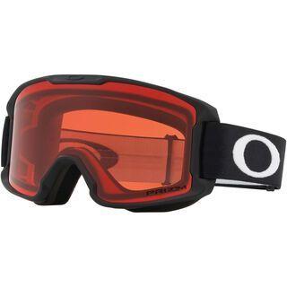 Oakley Line Miner Youth Prizm, matte black/Lens: rose iridium - Skibrille