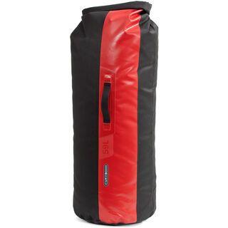 Ortlieb Dry-Bag PS490 - 59 L, black-red - Packsack