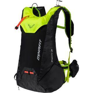 Dynafit Speedfit 20, black /neon yellow - Rucksack