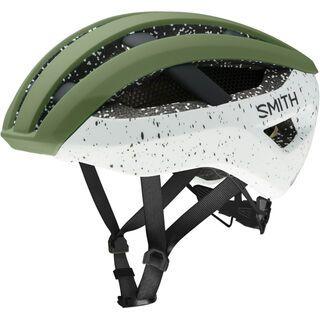 Smith Network MIPS, matte moss/vapor/moss/nuage mat - Fahrradhelm