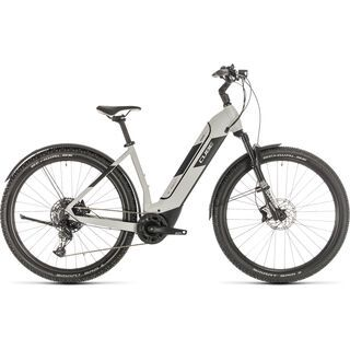 Cube Nuride Hybrid EXC Allroad 625 2020, grey´n´black - E-Bike