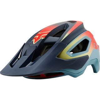 Fox Speedframe Pro Helmet, diaz light blue - Fahrradhelm