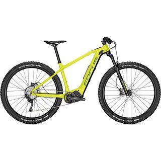 Focus Jam² HT 6.8 Nine 2019, lime - E-Bike