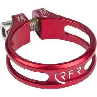 Cube RFR Sattelklemme Ultralight, red