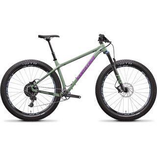 Santa Cruz Chameleon R 27.5 Plus 2018, olive/violet - Mountainbike
