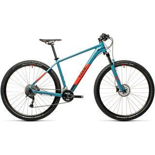 Cube Aim EX 27.5 blue´n´red 2021