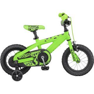 Scott Voltage JR 12 2016, green/black - Kinderfahrrad