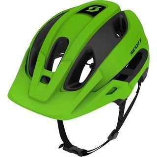 Scott Stego Helmet, metal green matt - Fahrradhelm