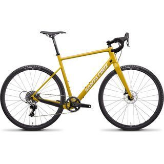 Santa Cruz Stigmata CC 700C Rival 2020, mustard - Gravelbike
