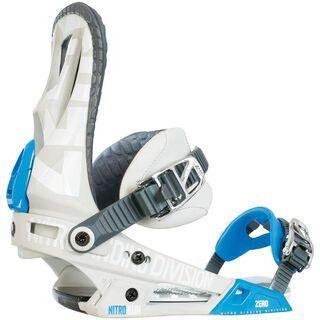 Nitro Zero 2014, Blue - Snowboardbindung
