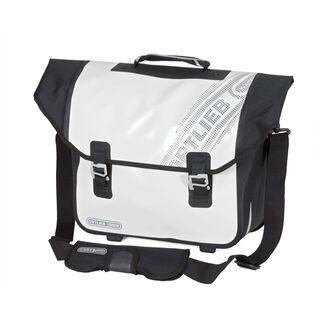 Ortlieb Downtown Black'n White QL3.1, weiß-schwarz - Fahrradtasche