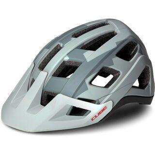 Cube Helm Badger grey camo