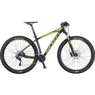 Scott Scale 760 2016, black/yellow - Mountainbike