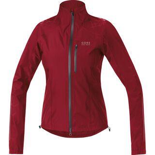 Gore Bike Wear Alp-X 2.0 Gore-Tex Active Lady Jacke, ruby red/lumi orange - Radjacke