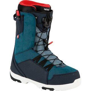 Nitro Thunder TLS 2016, blue - Snowboardschuhe