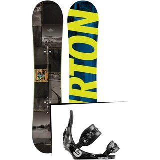 Set: Burton Process Smalls 2015 +  Outpost (1191424S)