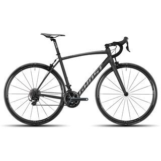 Ghost Nivolet 2 AL 2017, grey/silver/black - Rennrad