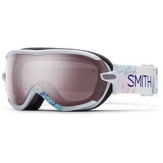 Smith Virtue, white wanderlust/ignitor mirror - Skibrille