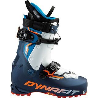 Dynafit TLT8 Expedition CR, poseidon/fluo orange - Skiboots