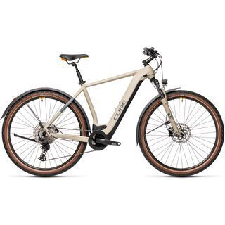 Cube Cross Hybrid Pro Allroad 625 2021, desert´n´orange - E-Bike