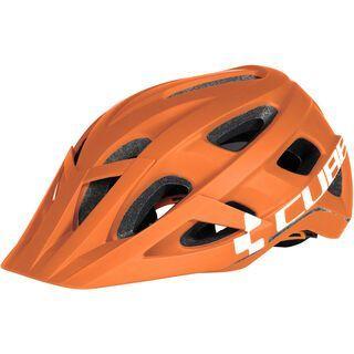 Cube Helm AM Race, orange´n´white - Fahrradhelm
