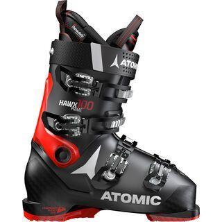 Atomic Hawx Prime 100 2019, black/red - Skiboots