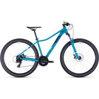 *** 2. Wahl *** Cube Access WS 29 2020, blue´n´green - Mountainbike | Größe 19 Zoll