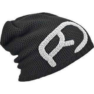 Ortovox Beanie Rock'n'Wool W, black steel - Mütze