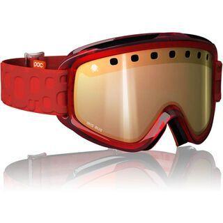 POC Iris BUG, Red - Skibrille