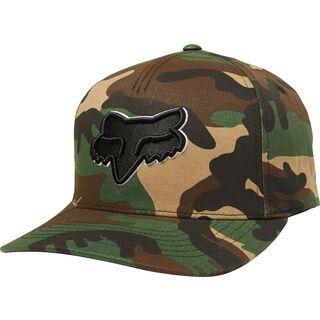 Fox Epicycle Flexfit Hat, green camo - Cap