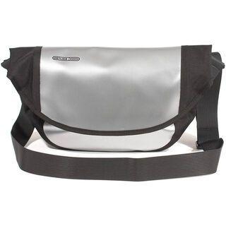 Ortlieb Sling-It, silber-schwarz - Messenger Bag