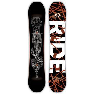 Ride Wildlife Wide 2019 - Snowboard