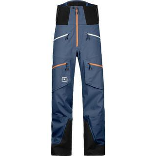 Ortovox 3L Guardian Shell Pants M, night blue - Skihose