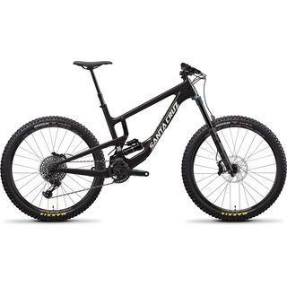 Santa Cruz Nomad C S 2020, carbon/white - Mountainbike