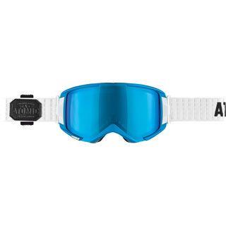 Atomic SAVOR2 M, blue/Lens: mid blue - Skibrille