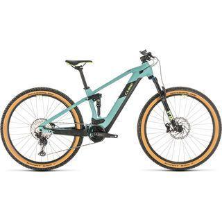 Cube Stereo Hybrid 120 Race 500 29 2020, frozengreen´n´green - E-Bike
