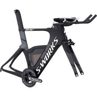 Specialized S-Works Shiv Module 2016, carbon/white/charcoal