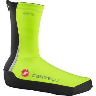 Castelli Intenso UL Shoecover yellow fluo