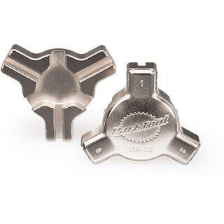 Park Tool SW-7.2 Triple Spoke Wrench - 3,23/3,30/3,45 mm