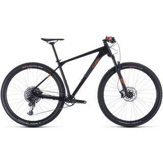 Cube Reaction Race 29 2020, black´n´orange - Mountainbike