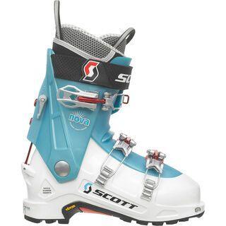 Scott Nova 2014, White/Sky Blue - Skiboots
