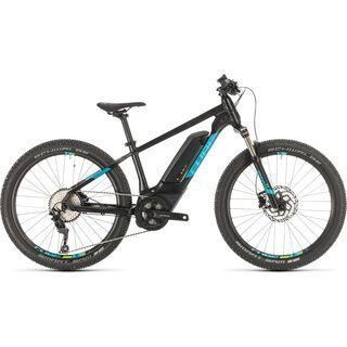 Cube Acid 240 Hybrid Youth SL 2020, black´n´blue - E-Bike