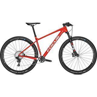 Focus Raven 8.8 2019, red - Mountainbike