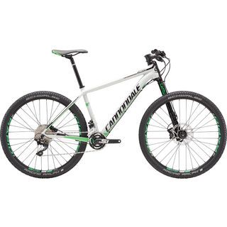 Cannondale F-SI 1 27.5 2016, primer/green - Mountainbike