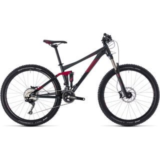 Cube  *** 2. Wahl *** Sting 120 Pro 29 2018   Größe 17 Zoll, iridium´n´berry - Mountainbike