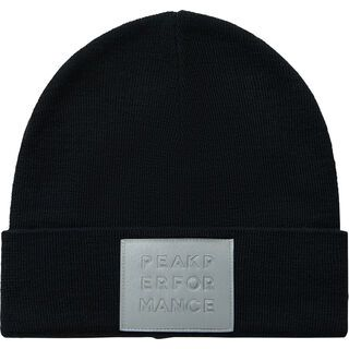 Peak Performance Reflective Hat, black - Mütze