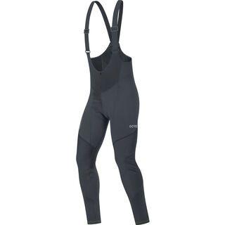 Gore Wear C3 Gore Windstopper Trägerhose+ black