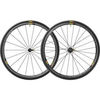 Mavic Ksyrium Pro Carbone SL C, black - Laufradsatz