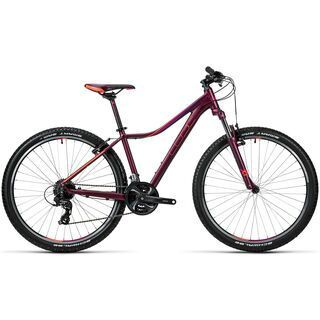 Cube Access WLS 29 2016, darkberry´n´coral - Mountainbike