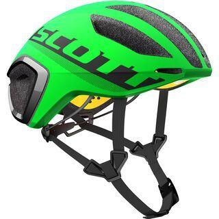 Scott Cadence Plus Helmet, green flash/black - Fahrradhelm